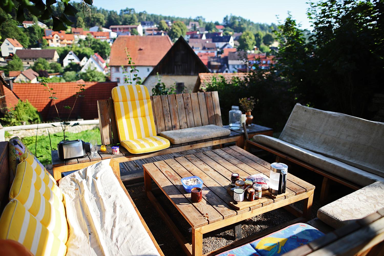 Unser neues Zuhause – die Bergstraße in Velden